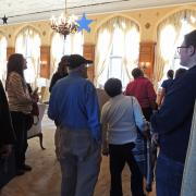 Guests on A-Maizing Bicentennial Tour