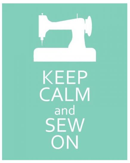 photo donate your sewing machine